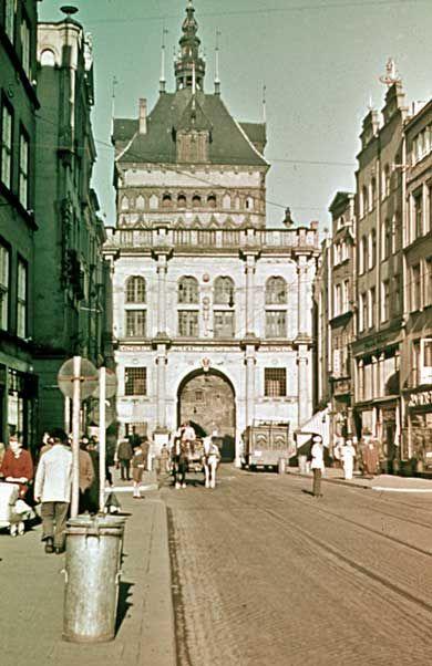 Danzig Dias 1938-43