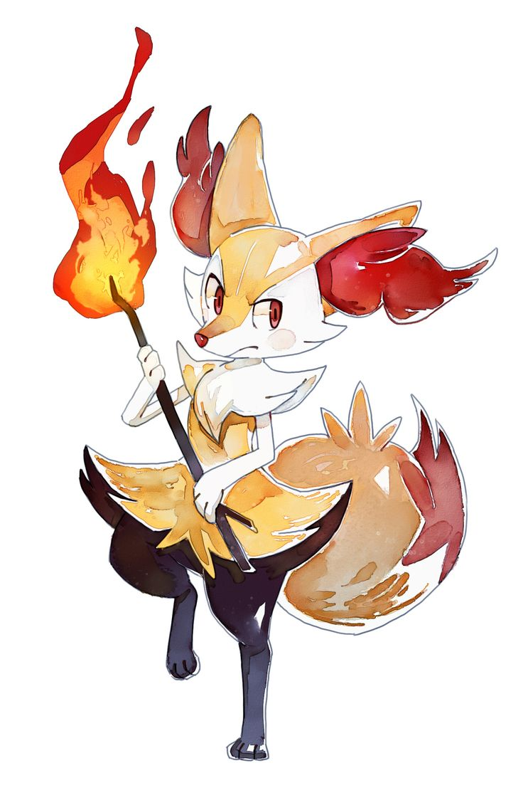 BLUE You Can Download Braixen Sai File Here Link