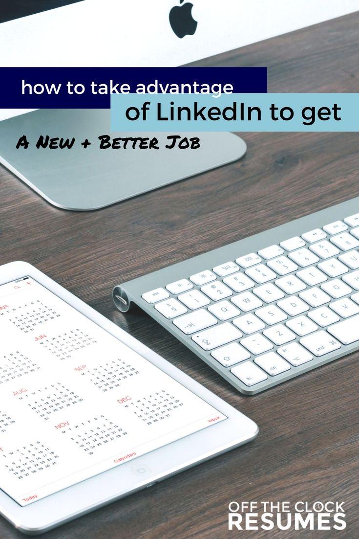How To Take Advantage Of LinkedIn To