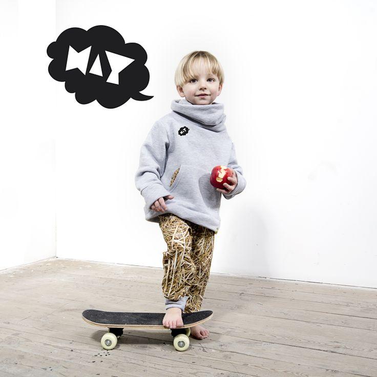 HAY fashion for kids by Dizeno Creative / photo: Piotr Miazga Photography / model: Mieszko / www.hayka.eu