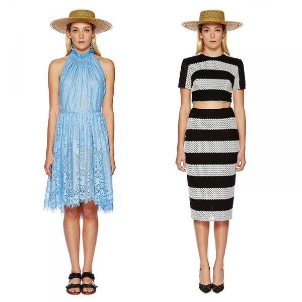 Australian Fashion Designers You Should Know | The Zoe Report Gravity Pencil Skirt Lover $349