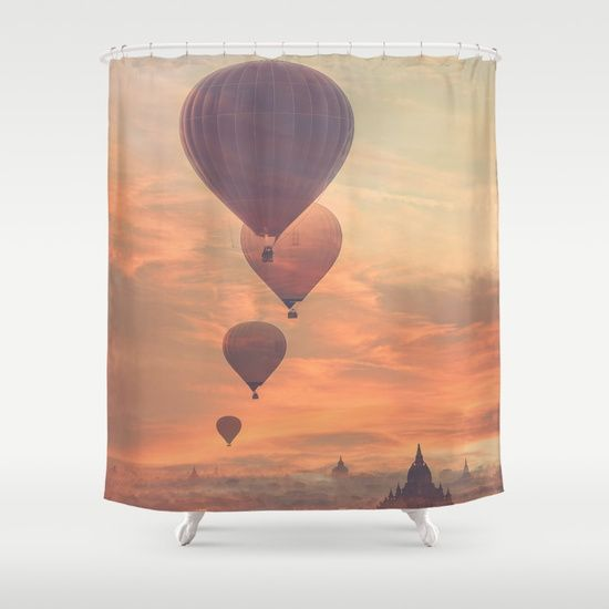 Taste of Freedom Shower Curtain