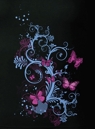 girly gothic backgrounds and wallpaper - photo #7