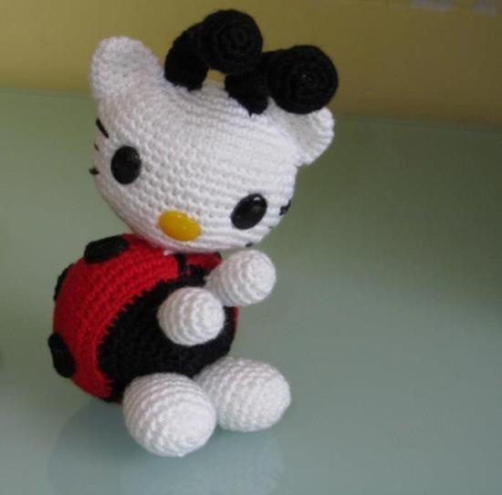 Kitty Mariquita Amigurumi : 1000+ images about Crochet/ganchillo passion on Pinterest ...