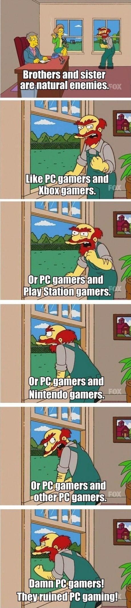 gaming war.