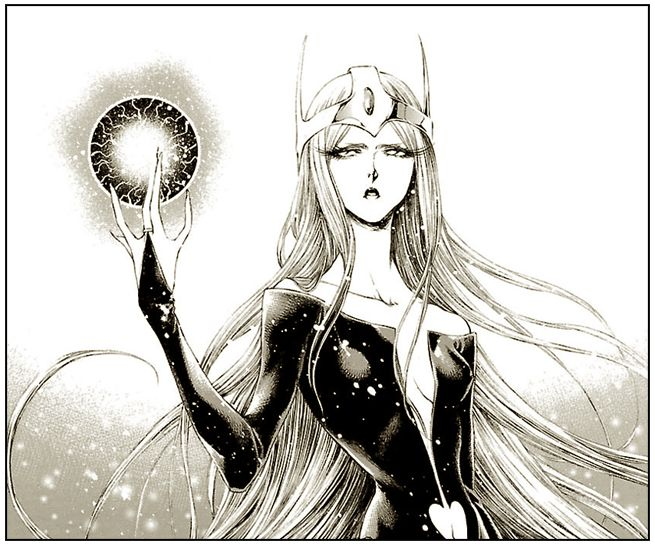 Queen Rafflesia in Captain Harlock ~ Dimension Voyage
