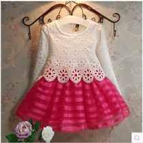 Vestido De Festa Infantil Lindo Princesa - Frete Grátis