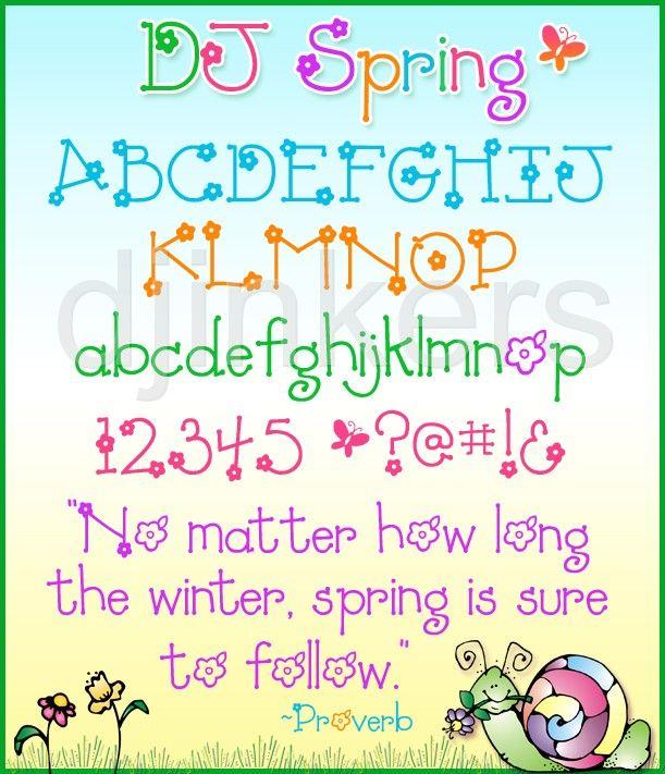dj inkers clip art fonts teacher ideas printables and - 661×711