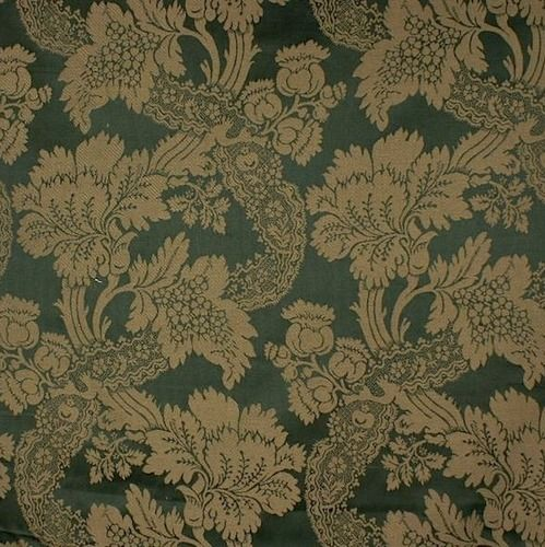 Palatial Hunter U0026 Sage Green Stroheim Caldecott Damask Upholstery Drapery  Fabric   Eat Your Heart Out