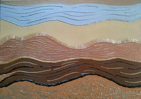 'Strata' by Helen McMahon