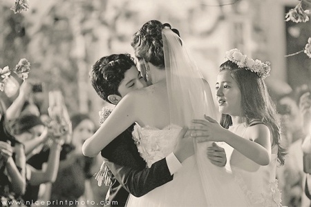 Carmina Villaroel And Zoren Legaspi Surprise Wedding Photo