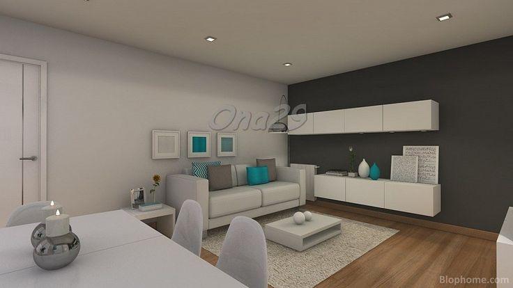 Ayuda distribucion salon comedor cuadrado de 20 m2 salones - Decorar salones cuadrados ...