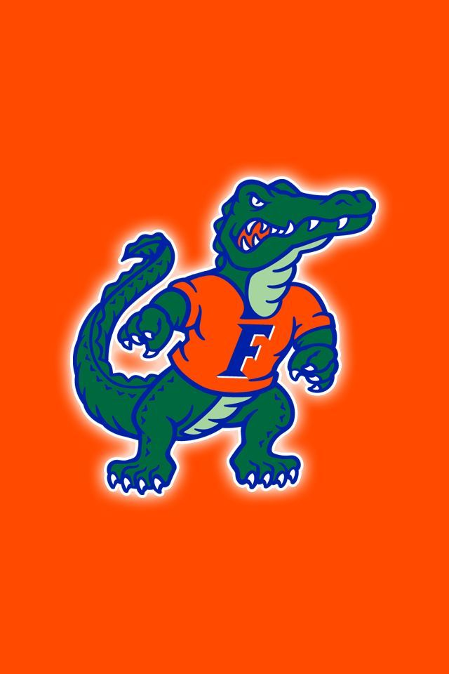 simple gators football t shirt design | Florida Gators Logo Orange Wallpaper Iphone Blackberry Wallpaper