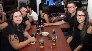 Gönyeli Aşıklar Tepesi'nde bulunan Empire Rock Bar 'Yine Yeniden' sloganıyla eski günlerini aratmayan bir açılış yaptı