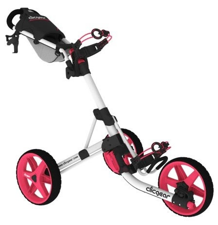 Getting ready for the Spring 2013 Golf Season...  Think about purchasing the latest Clicgear Model 3.5 Golf Push Carts - Assorted Colors