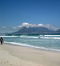 Cape town Table view