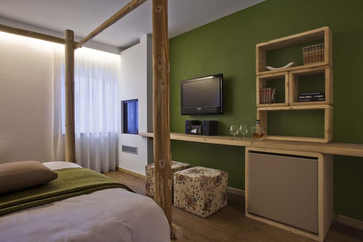 Camera Edimburgh, hotel di charme Villa Klofer Wonderland Resort a Campitello di Fassa. #trentinocharme