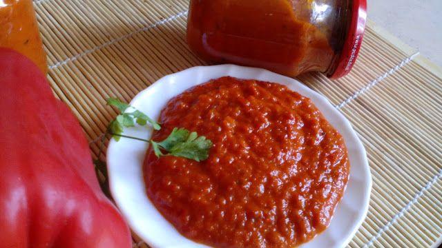 W kuchennym oknie Ewy: Pasta paprykowa z dodatkiem chilli