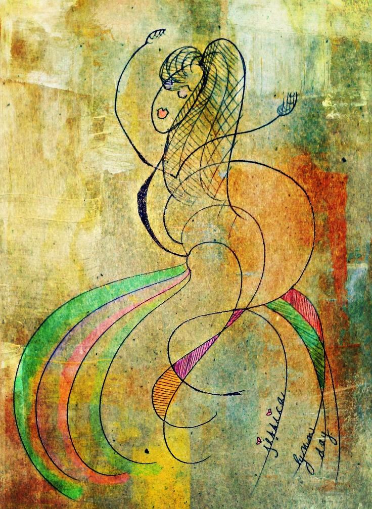 Jessica Lynn Day - Pen on Paper