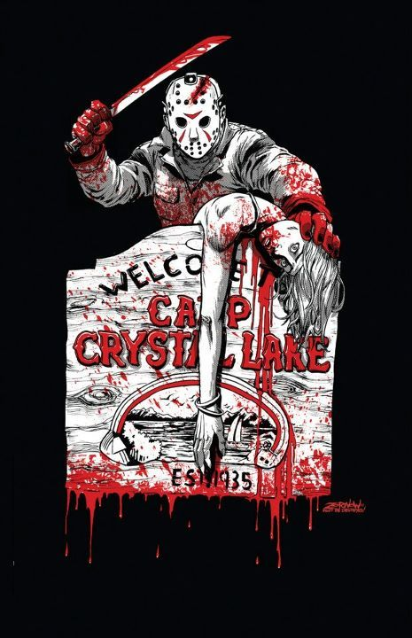 Jason Voorhees-Friday the 13th......................