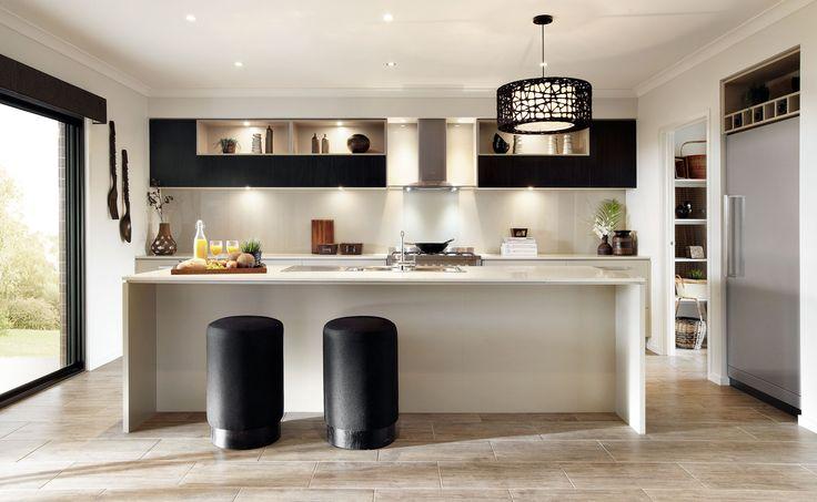 Carlisle Homes - Thompson 35 Kitchen