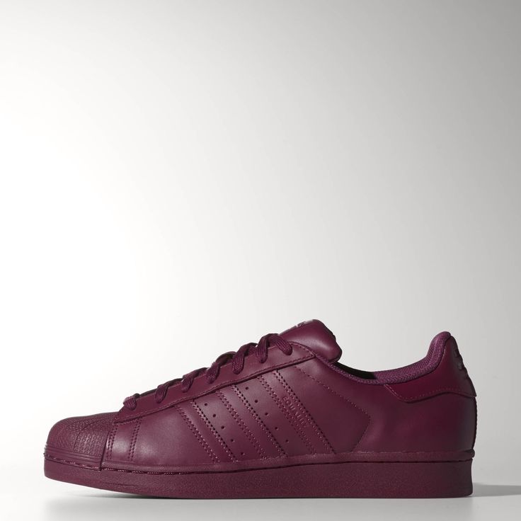adidas - Chaussure Superstar Supercolor Pack Solid Magenta F11 (S41810)