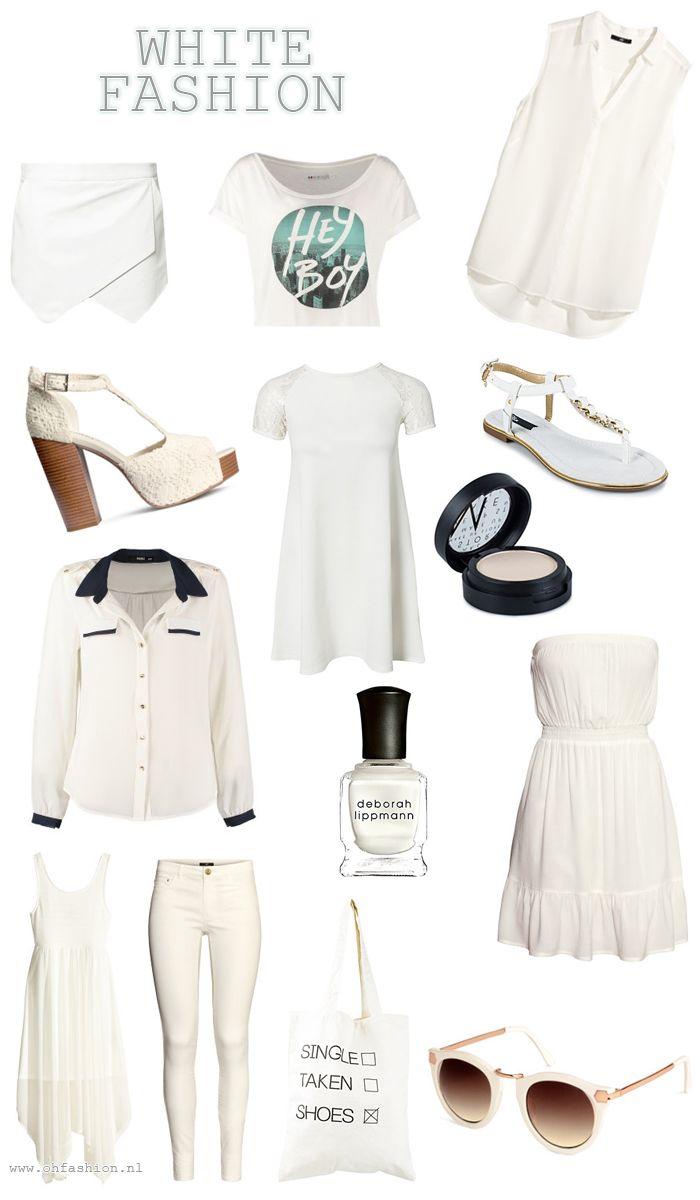 Trend: witte kleding