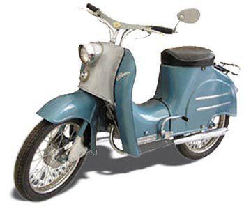 SIMSON KR50 Technische Angaben: Motor:KRo Rh 50II Hubraum:47,6 ccm Max.Leistung:1,54 kW / 1,69 kW bei 5500 U/min Getriebe / Antrieb: 2 Gang / Kette Bremsen:Trommelbremse Simplex / ø 90 mm Leergewicht:68 kg zul. Gesamtgewicht:168 kg Tankinhalt / Reserve:6,3 / 6,8 Liter / 0,8 Liter Farben:diaphanblau-metallic, diaphanbordeaux-metallic, hammerschlagerikarot, hammerschlagblau, hammerschlagblau+hammerschlaggrau, hammerschlagrot Vmax:ca. 50 km/h //MZA Meyer-Zweiradtechnik-Ahnatal