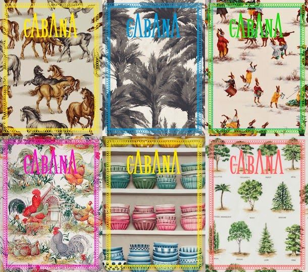 Frances Tobin's design blog: Cabana Magazine