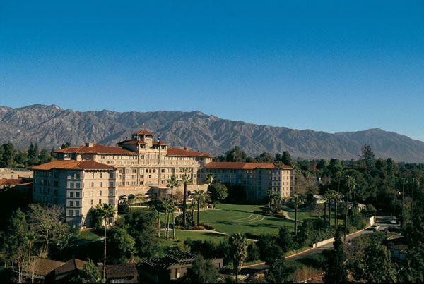 Formerly  the Ritz Carlton Huntington in Pasadena, where Matt and Kristen got married