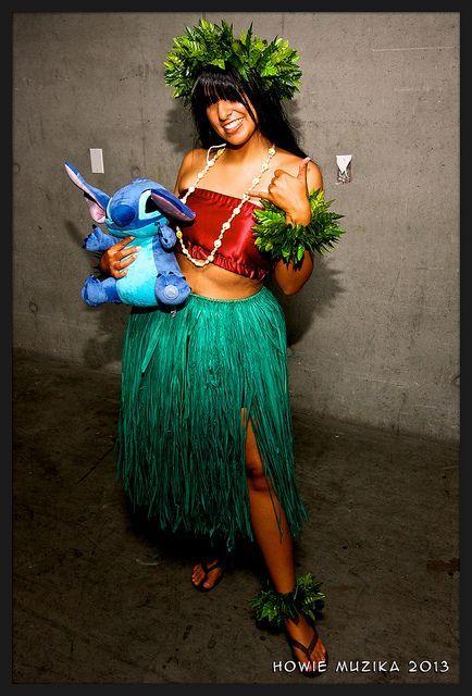 Lilo Kostüm selber machen | Kostüm Idee zu Karneval, Halloween & Fasching
