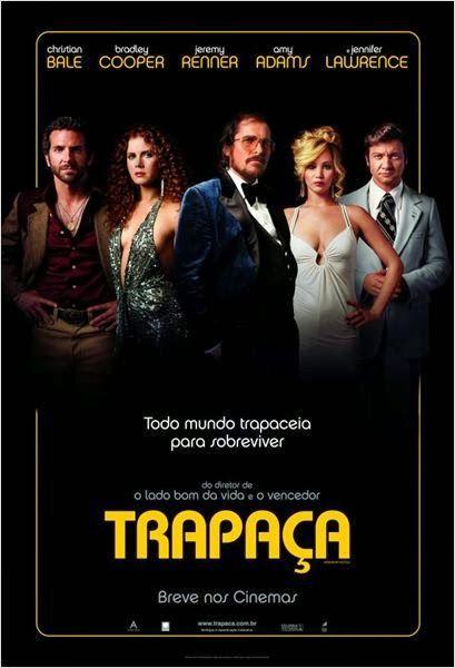 BOAS NOVAS: Trapaça - Filme(2013)