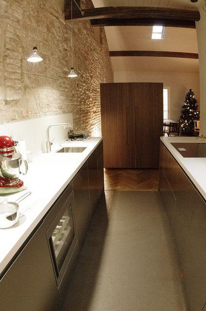 Cucina_Kitchen_ design by LauroGhediniStudio _ NATBRO K_PNT4330, via Flickr.