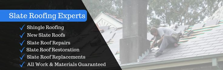 Slate Roofing Sydney - All Work and Materials Guaranteed. Banner http://slateroofingsydney.com.au/