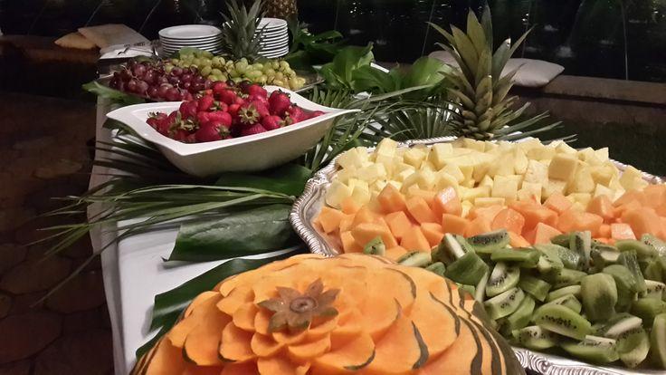 Presentazione frutta