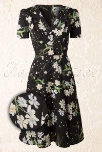 Bunny Fleur Dress Black 106 14 13490 20141023 0002W
