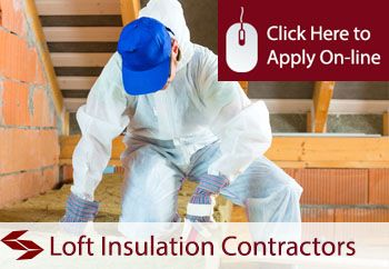 self employed loft insulation contractors liability insurance