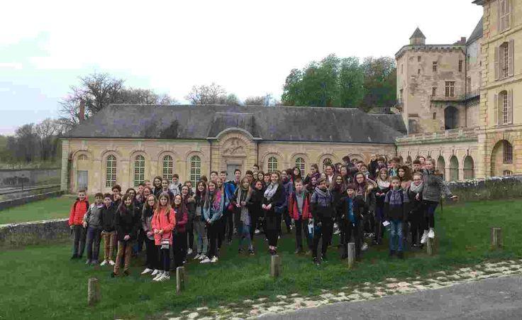 Séjour ''Environnement vôtre'' en région parisienne et Paris - Actualités à la une - Collège Normandie-Maine - Ancinnes