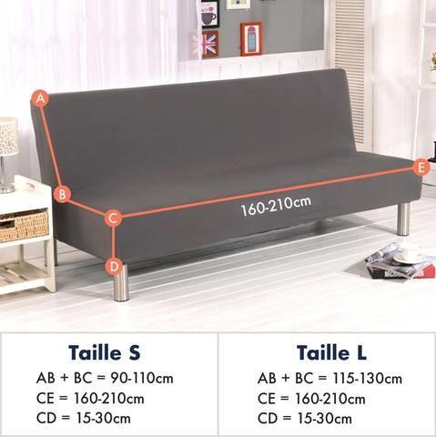 Sofaclean Housse Extensible Canape Waterproof Sofa Clean En 2020 Canape En U Rangement Fait Maison Canape Angle