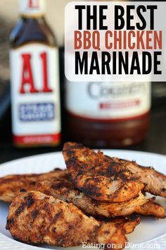 Looking for more grilling recipes? The best marinade for grilled chicken - best BBQ chicken marinade recipe. Try this Quick Simple Chicken marinade today.