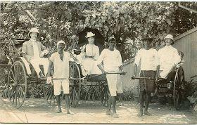 Kerala Hand Rikshaws
