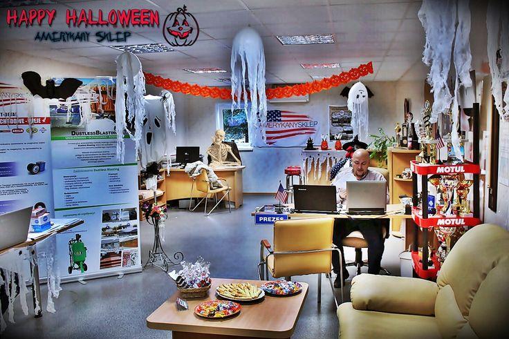 Halloween in AmerykanySklep