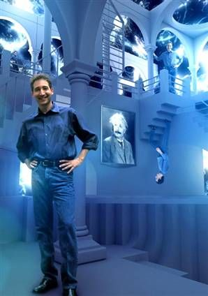 Theoretical Physicist Brian Greene The Elegant Universe