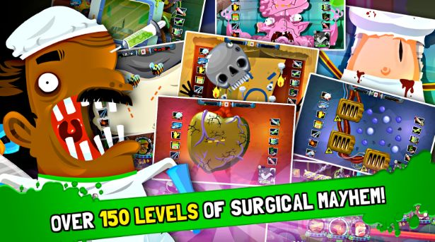 Amateur Surgeon 4 Mod Apk Offline