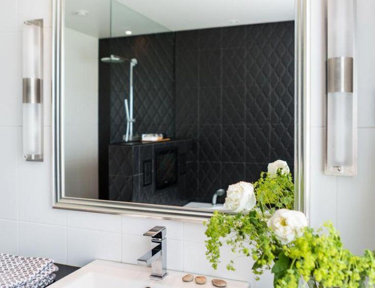 Kylpyhuoneen sisustussuunnittelu Aveo Vaasa