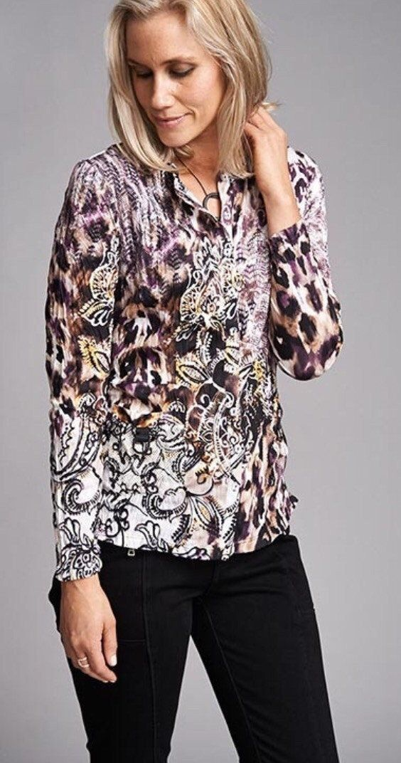 Seven Sisters - Leopard Pailsey