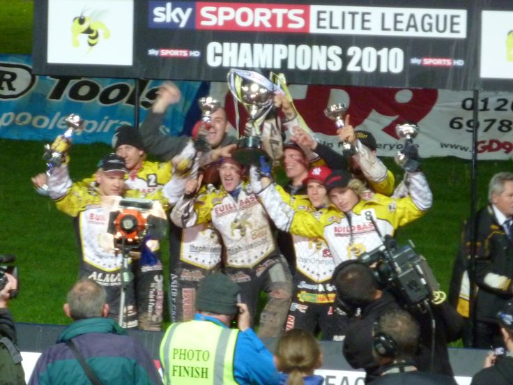 Coventry Bees - league champions 2010