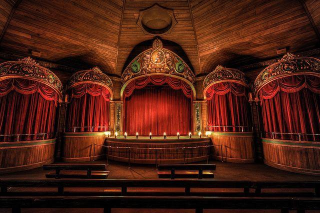 The Theatre  ღஜღ~ cM