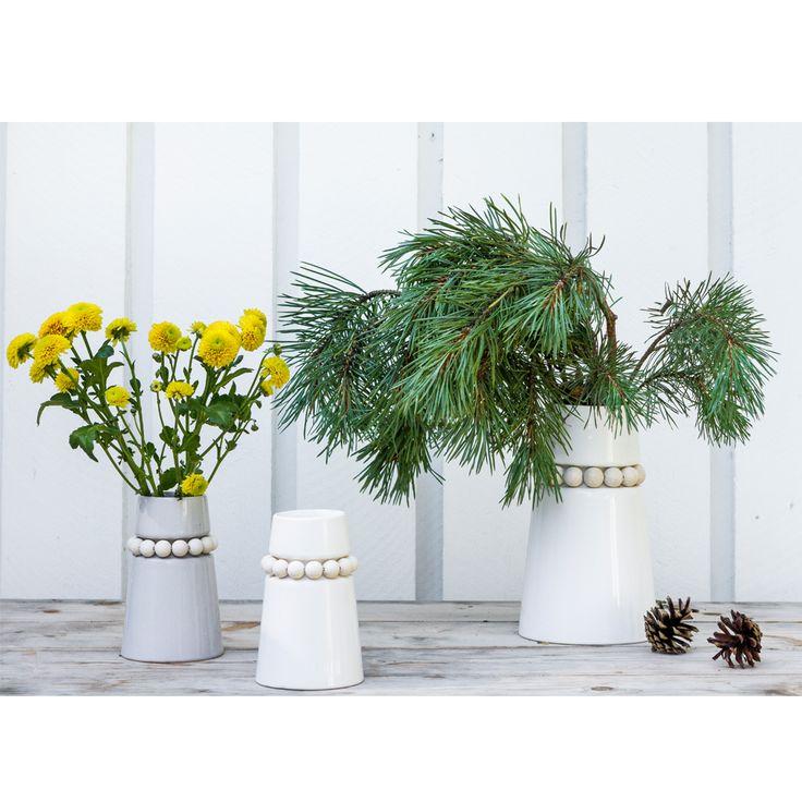Aarikka - Cooking & Table setting : Nuppu vase, small