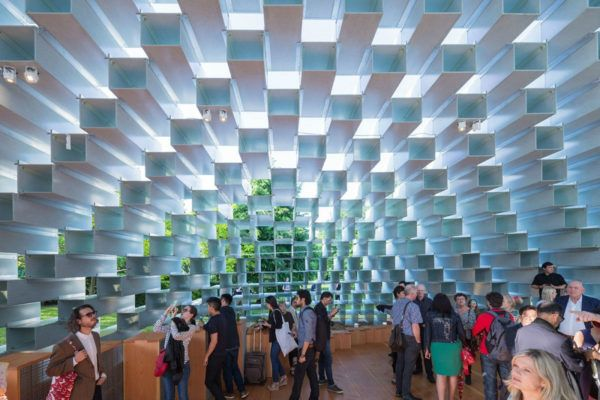 BIG's 2016 Serpentine Pavilion Finds Permanent Residence in Downtown Vancouver - Arch2O.com